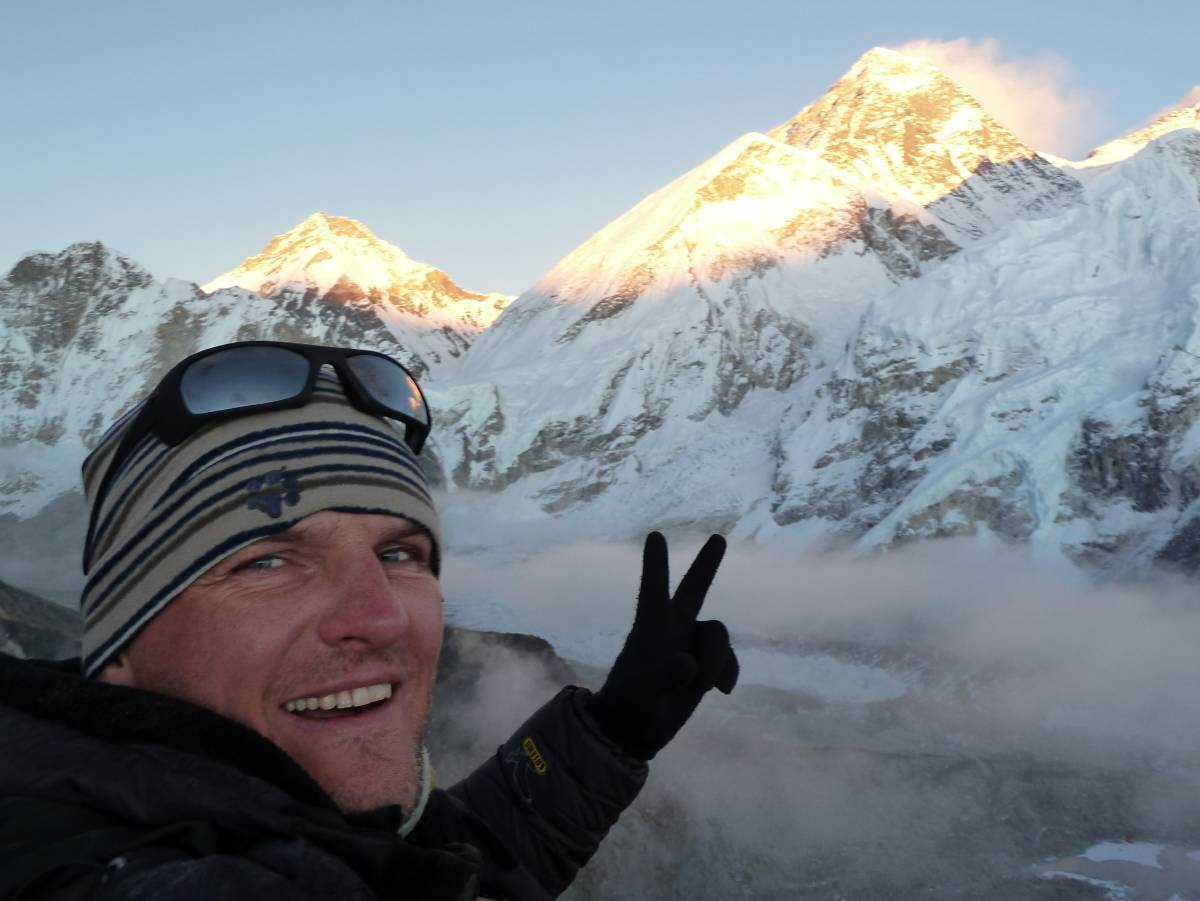 Everest Base Camp Trekking - massimo REISEN