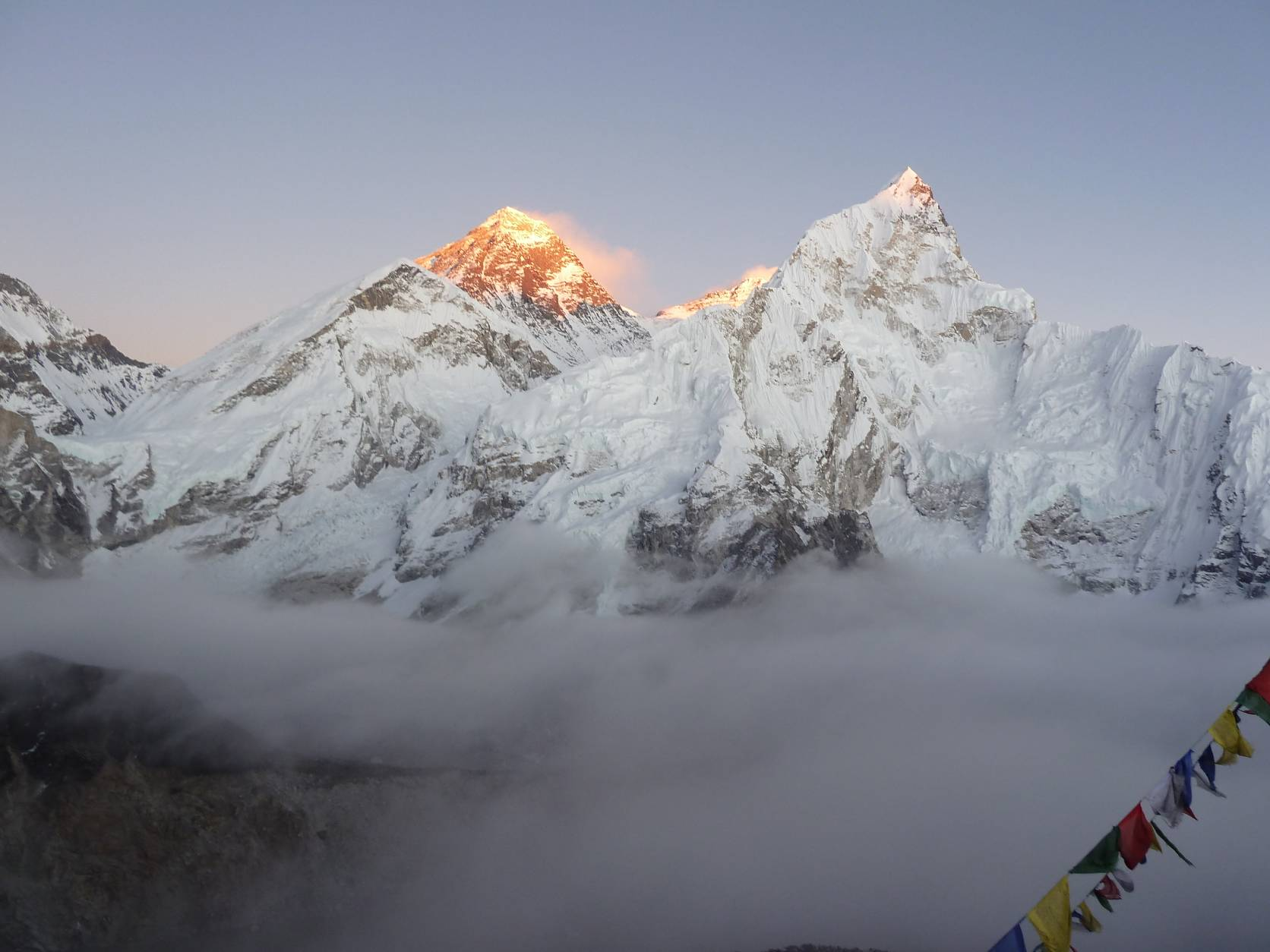 Trekking Mt. Everest Basecamp 2019
